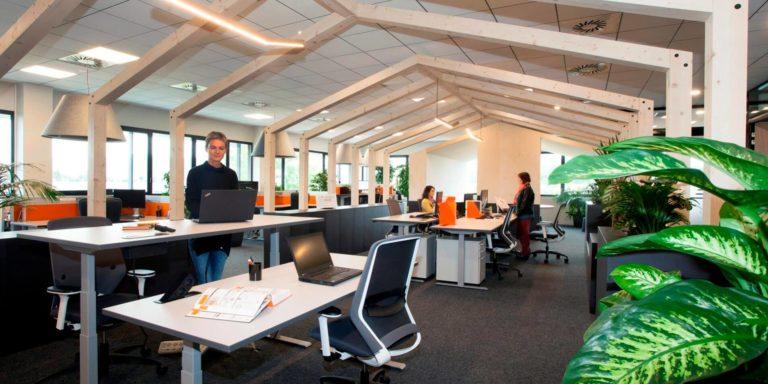 aménager un open space mobilier de bureau