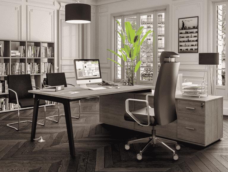aménager un bureau individuel