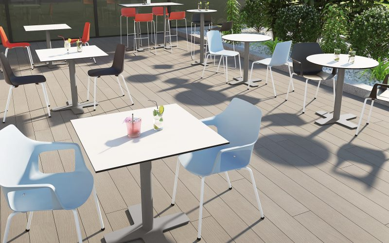 TABLES IN & OUTDOOR 2 ambiance P214
