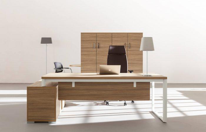 bureau direction bois mobilier